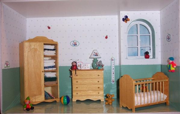 Deco Chambre Quad : La Chambre de bébé au 112 ème, fabrication pas à pas